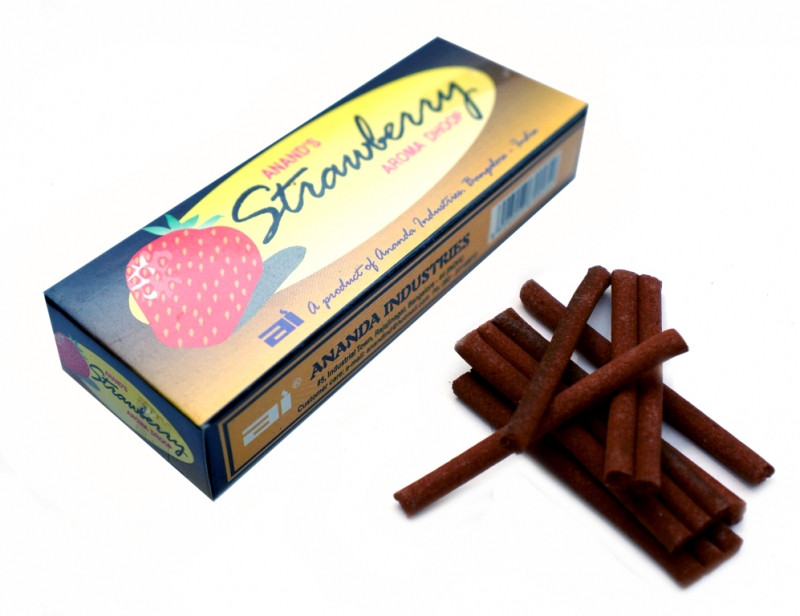 0213112 ANAND'S STRAWBERRY DHOOP
