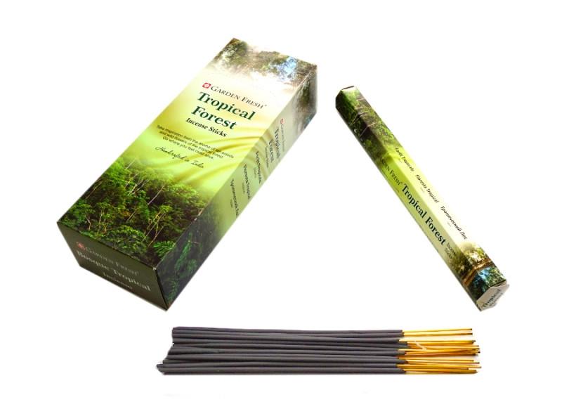 Ароматические палочки GF TROPICAL FOREST (шестигранник) Тропический лес