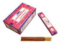 Ароматические палочки Satya Sacred Ritual (плоская пачка) 15 грамм