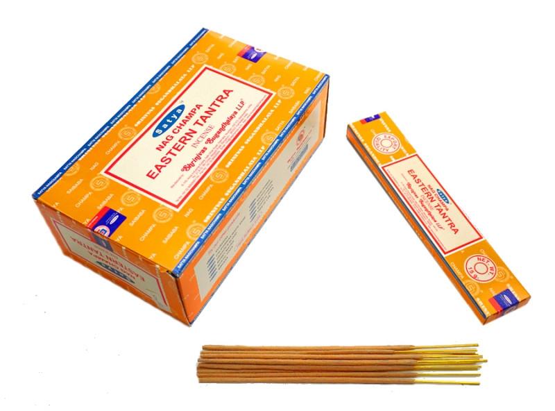 Ароматические палочки Satya Eastern Tantra (Восточная Тантра) 15 грамм