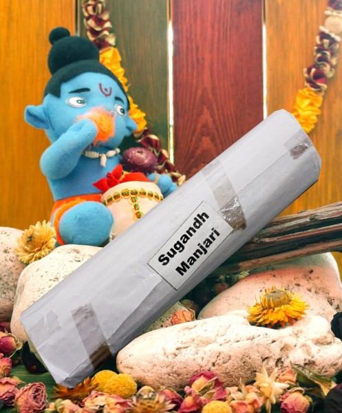 Ароматические палочки весовые Sugandha Manjari 250 грамм упаковка MP