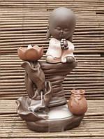 9150090 Водопад 'Жидкий дым' Backflow керамический