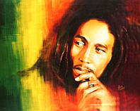 9140056 Картина со светодиодами Боб Марли №6