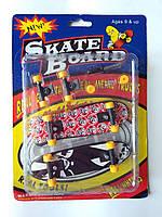 Фингер (скейт) игрушечный набор, фото 1