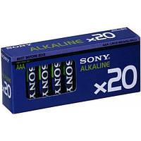 Батарейки LR06 Sony кор. 30шт (600/30) Артикул: 01700