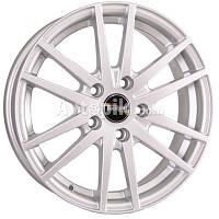 Литые диски Tech-Line TL535 R15 W6 PCD5x100 ET45 DIA57.1 (silver)