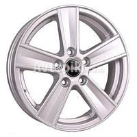 Литые диски Tech-Line TL604 R16 W6.5 PCD5x114.3 ET46 DIA67.1 (silver)