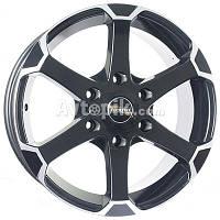 Литые диски Tech-Line TL702 R17 W7.5 PCD6x139.7 ET38 DIA67.1 (BD)