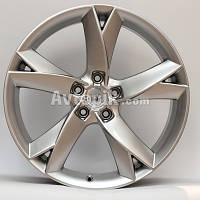 Литые диски WSP Italy Audi (W558) S5 Potenza R16 W7.5 PCD5x112 ET42 DIA57.1 (silver)