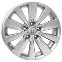 Литые диски WSP Italy Hyundai (W3904) Ravenna R17 W6.5 PCD5x114.3 ET46 DIA67.1 (silver)