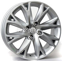 Литые диски WSP Italy Citroen (W3402) Marseille R17 W6.5 PCD4x108 ET26 DIA65.1 (silver)