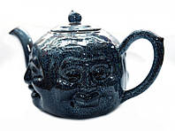 9200109 Чайник керамический 'Четыре Хотея'