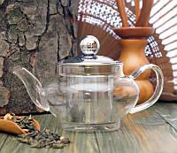 9200018 Чайник - заварник стекло 300мл.