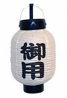 9050022 Фонарик японский садовый бумага + пластик №2