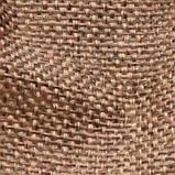 9040073 Мешочек из джута Тёмно коричневый, фото 2