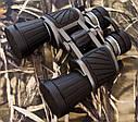 Бинокль 10*50 CC WA походной, линзы с антиотражающего покрытия, корпус обрезинен + чехол, фото 2