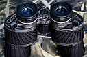 Бинокль 10*50 CC WA походной, линзы с антиотражающего покрытия, корпус обрезинен + чехол, фото 4