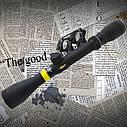 Прицел BSA Sweet 3-12*40 MilDot крепление ласточкин хвост, ручной ввод поправок, защитные колпачки, фото 2