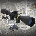 Прицел BSA Sweet 3-12*40 MilDot крепление ласточкин хвост, ручной ввод поправок, защитные колпачки, фото 3