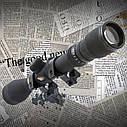 Прицел BSA Sweet 3-12*40 MilDot крепление ласточкин хвост, ручной ввод поправок, защитные колпачки, фото 5