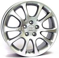 Литые диски WSP Italy Honda (W2404) Ottawa R17 W6.5 PCD5x114.3 ET50 DIA64.1 (silver)