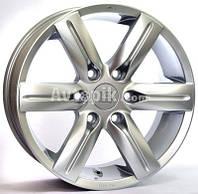 Литые диски WSP Italy Mitsubishi (W3001) Pajero R17 W7.5 PCD6x139.7 ET34 DIA67.1 (silver)