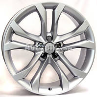 Литые диски WSP Italy Audi (W563) Seattle R18 W8 PCD5x112 ET43 DIA57.1 (silver)