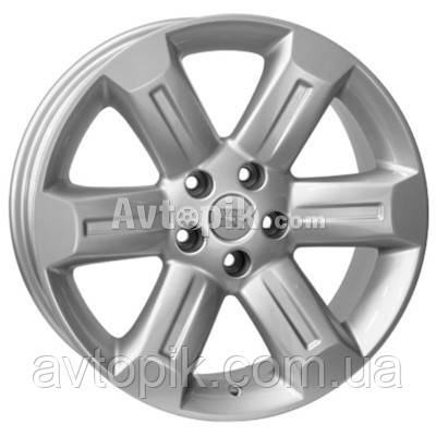 Литые диски WSP Italy Nissan (W1854) Murano R18 W7.5 PCD5x114.3 ET35 DIA66.1 (silver)
