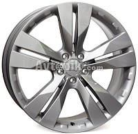 Литые диски WSP Italy Mercedes (W767) Manila R18 W8 PCD5x112 ET48 DIA66.6 (silver)