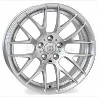 Литые диски WSP Italy BMW (W675) Basel M R18 W8 PCD5x120 ET34 DIA72.6 (silver)