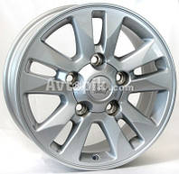 Литые диски WSP Italy Toyota (W1759) Brasil R18 W8 PCD5x150 ET60 DIA110.1 (silver)