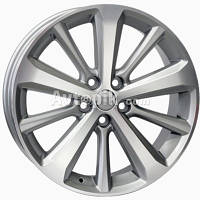Литые диски WSP Italy Toyota (W1770) LAquila R19 W7.5 PCD5x114.3 ET35 DIA60.1 (silver polished)