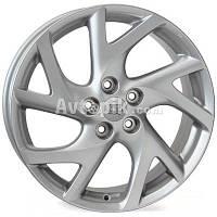 Литые диски WSP Italy Mazda (W1906) Eclipse R17 W7 PCD5x114.3 ET52.5 DIA67.1 (silver)