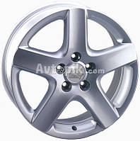 Литые диски WSP Italy Volkswagen (W436) Ravello R17 W7 PCD5x112 ET42 DIA57.1 (silver)
