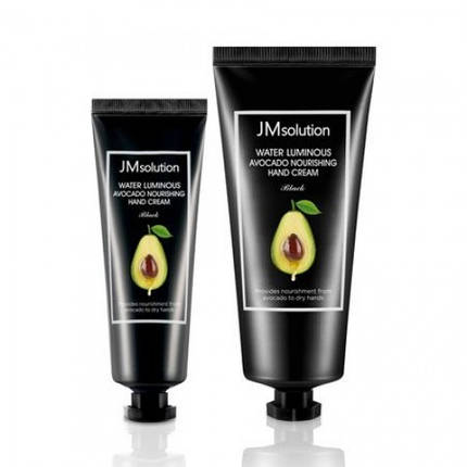 Крем для рук с авокадо JM SOLUTION Water Luminous Avocado Nourishing Hand Cream  100+50мл, фото 2