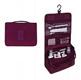 """Дорожный подвесной органайзер для косметики """"Travel bag"""" (24*18.5*9.5 см) , фото 2"""