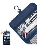 """Дорожный подвесной органайзер для косметики """"Travel bag"""" (24*18.5*9.5 см) , фото 9"""