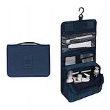 """Дорожный подвесной органайзер для косметики """"Travel bag"""" (24*18.5*9.5 см) , фото 10"""