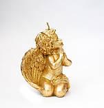 Свеча 'Золотой Ангел' №1, фото 2