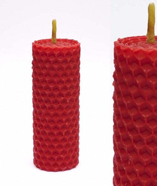 Волшебная свеча Красная
