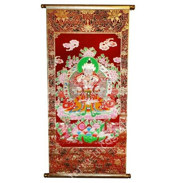 9300000 Свиток Буддийские Боги Ваджрасаттва № 17