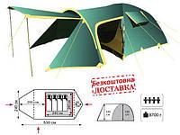 Палатка четырехместная Tramp Grot В (TRT-037)