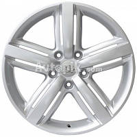 Литые диски WSP Italy Volkswagen (W466) Salt Lake R19 W8.5 PCD5x130 ET59 DIA71.6 (silver)
