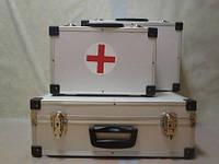 Чемодан специальный медицинский средний 385 х 240 х 90, фото 1