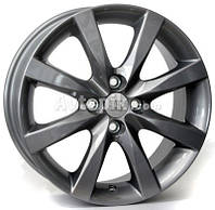 Литые диски WSP Italy Mazda (W1903) Magdeburg R16 W6.5 PCD4x100 ET50 DIA54.1 (anthracite)