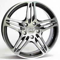 Литые диски WSP Italy Porsche (W1050) Philadelphia R18 W8.5 PCD5x130 ET56 DIA71.6 (anthracite polished)