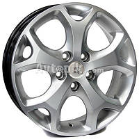 Литые диски WSP Italy Ford (W950) Max-Mexico R16 W6.5 PCD5x108 ET50 DIA63.4 (hyper silver)