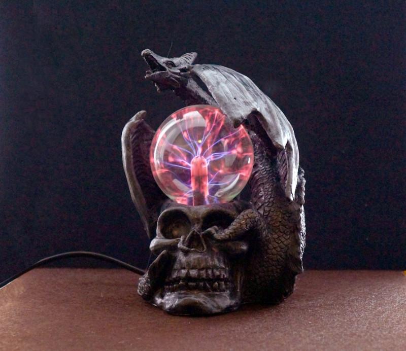 9050023 Плазменный Шар - светильник 'Дракон' Plasma Light электрический №2