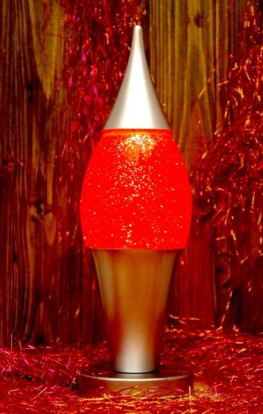 9050047 Лавовая лампа 'Купол' Красный