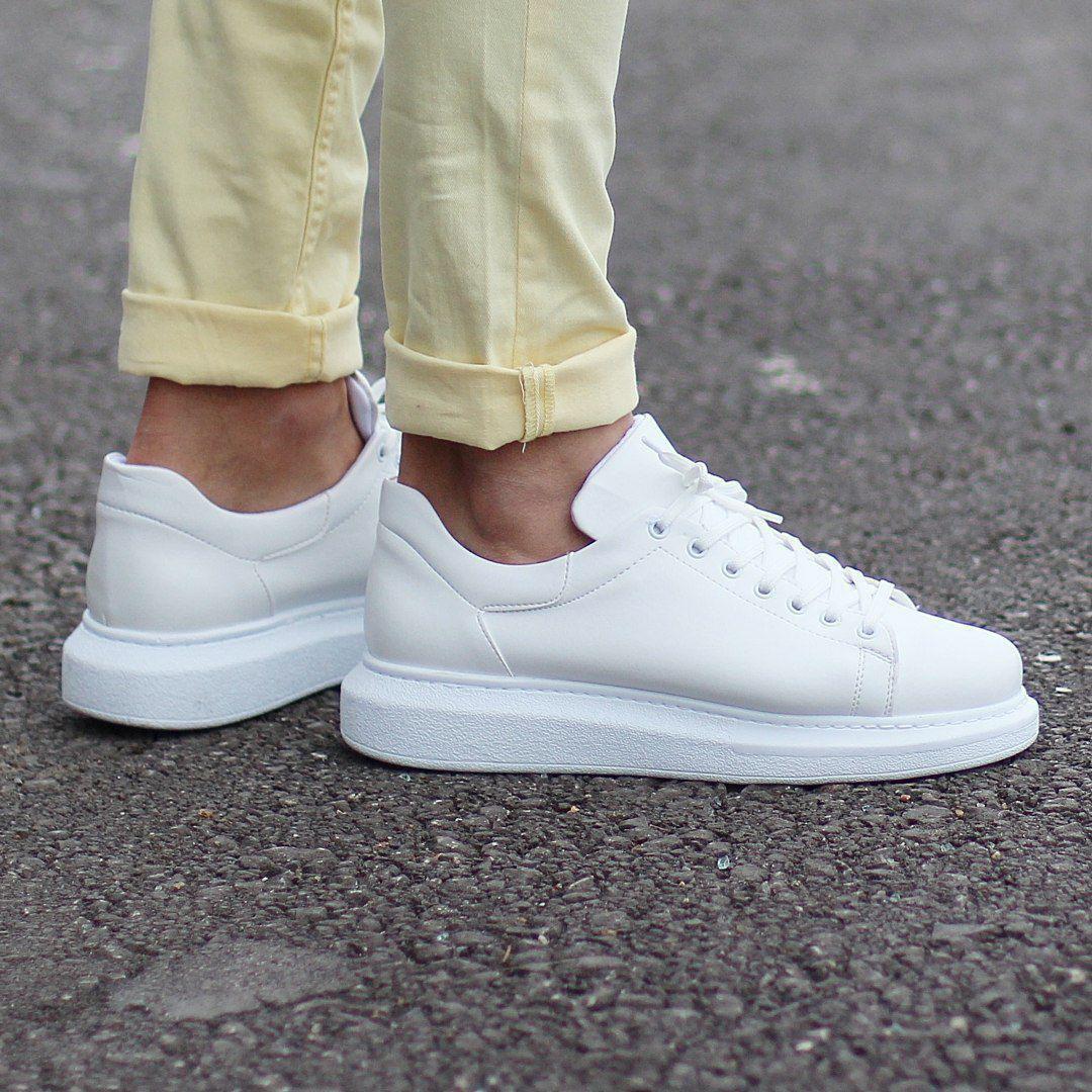 Чоловічі кросівки Chekich CH257 Fns Bt White